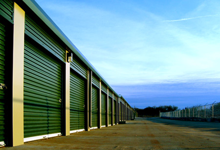 alternating picture of storage units